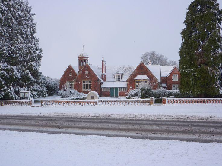 Old School Long Melford