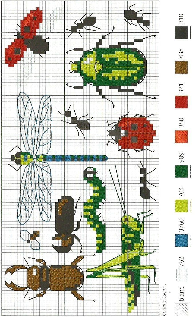 insectos-2.jpg (682×1108)