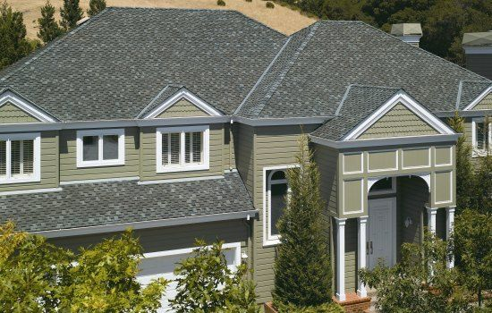 Presidential Shake Tl Shingles Color Platinum Ct