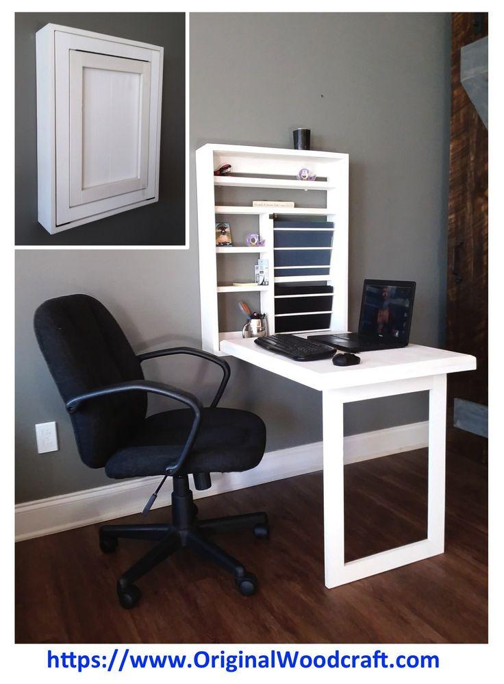 Murphy Office Student Computer Compact Folding Desk Work ...