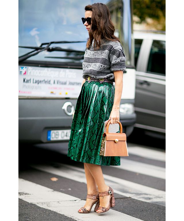 The best of Paris Fashion Week's street style, Buro 24/7 Australia