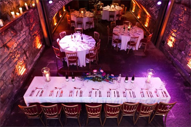 The Caves, The Rowantree and Marlin's Wynd Wedding Venue Edinburgh, Lothian & Borders | hitched.co.uk