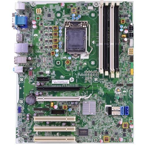 HP 611835-001 Intel H67 Socket LGA 1155 ATX Motherboard w/DisplayPort Video Audio & LAN - Motherboard Only