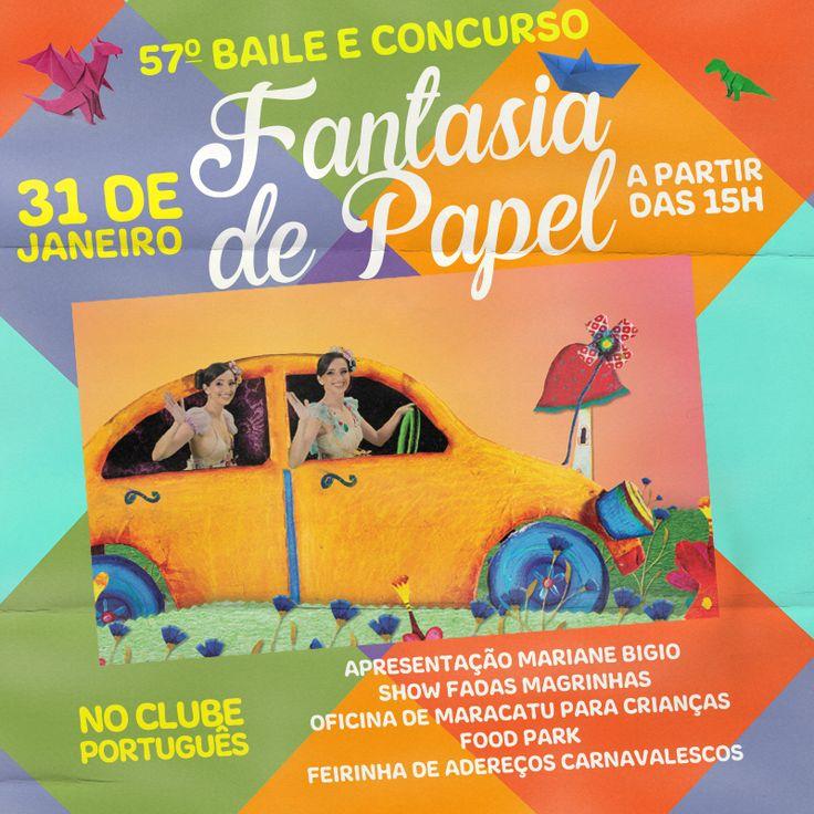 Programação de Carnaval Infantil de Recife!