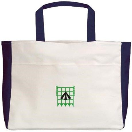 Beach Tote on CafePress.com