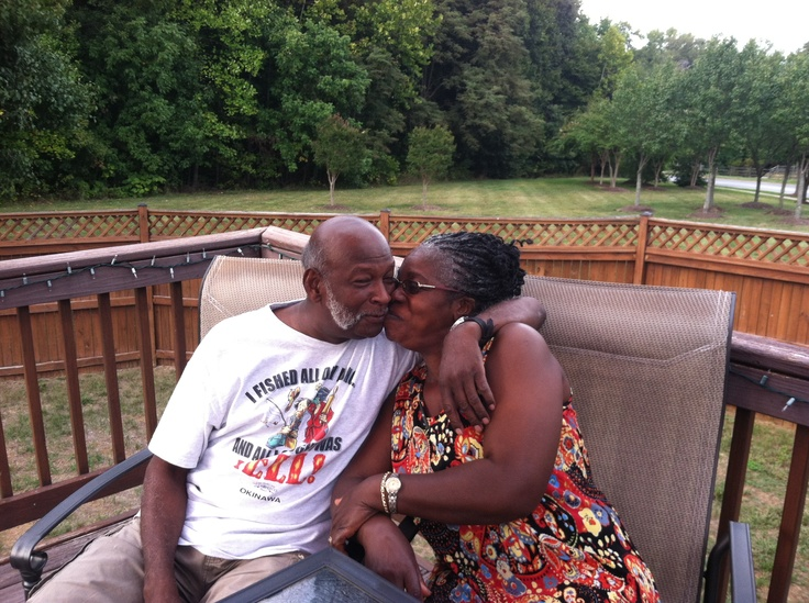 My parents 37 years strong!!! Luv it!!
