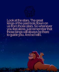 disney lion king quotes - Google Search