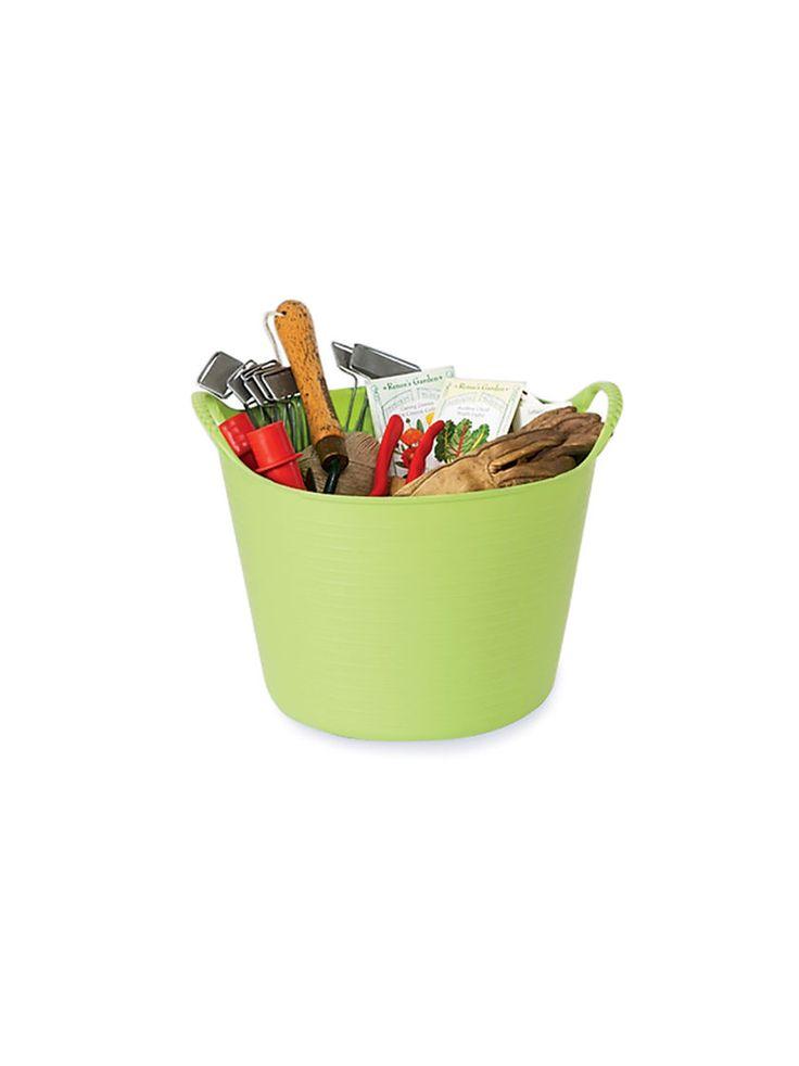 Colorful Tubtrug, 3-1/2 Gallon - this one is Pistachio color