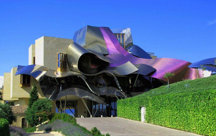 Современная Испанская Архитектура - mimege.ru