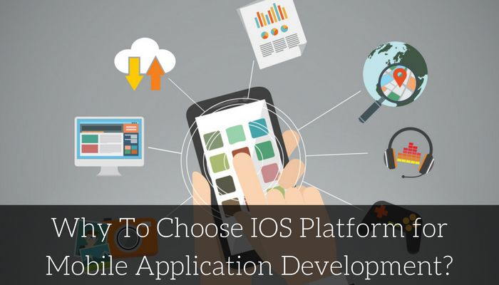 There is a good advancement in the IOS Applications Development program. So, there are a few benefits as to why you should choose an IOS platform for Mobile Application Development.