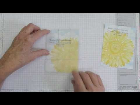 In this video you'll learn how to use the design concept of the Rule of Thirds when creating handmade cards. You'll also see how to make a template to help you use this principle in your designs. www.stampingmadly.com