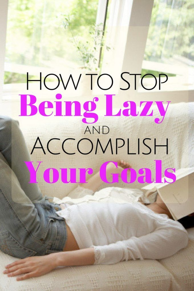 Time to get productive and cross things off your list. Check out my tips to accomplish all your goals. https://www.busywifebusylife.com/finance/productivity/stop-being-lazy/