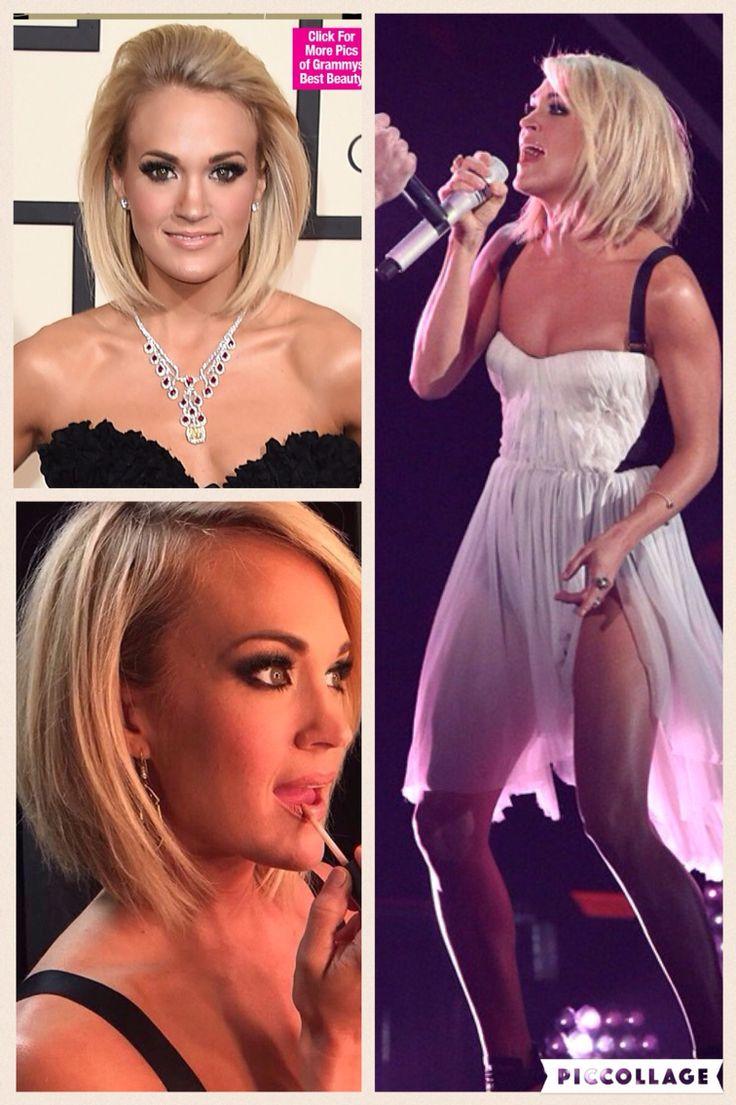 Carrie Underwood Hair, 2016