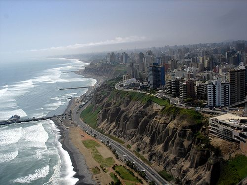 Miraflores Peru