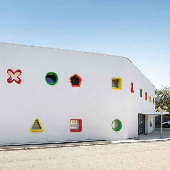 A+ Architecture : Maison de la Petite Enfance de Lodève