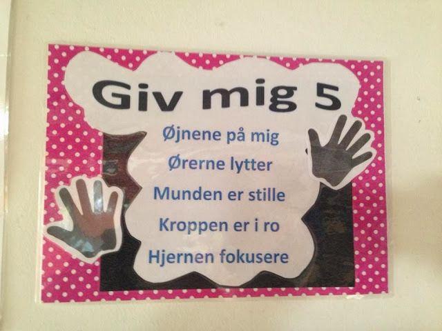 Rikkes-Classroom: Klasseledelse