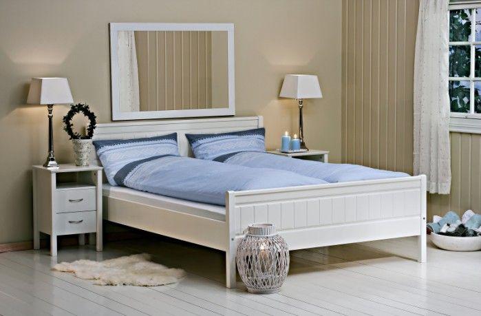 seng 150 x 200 cm - OLE N. NEGÅRD MØBELFABRIKK AS - Harmonie - Møbelringen