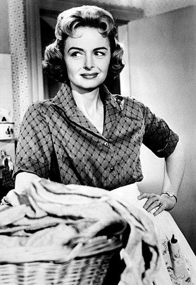 The Donna Reed Show - coolly capable stay-at-home mom who always looked put together.