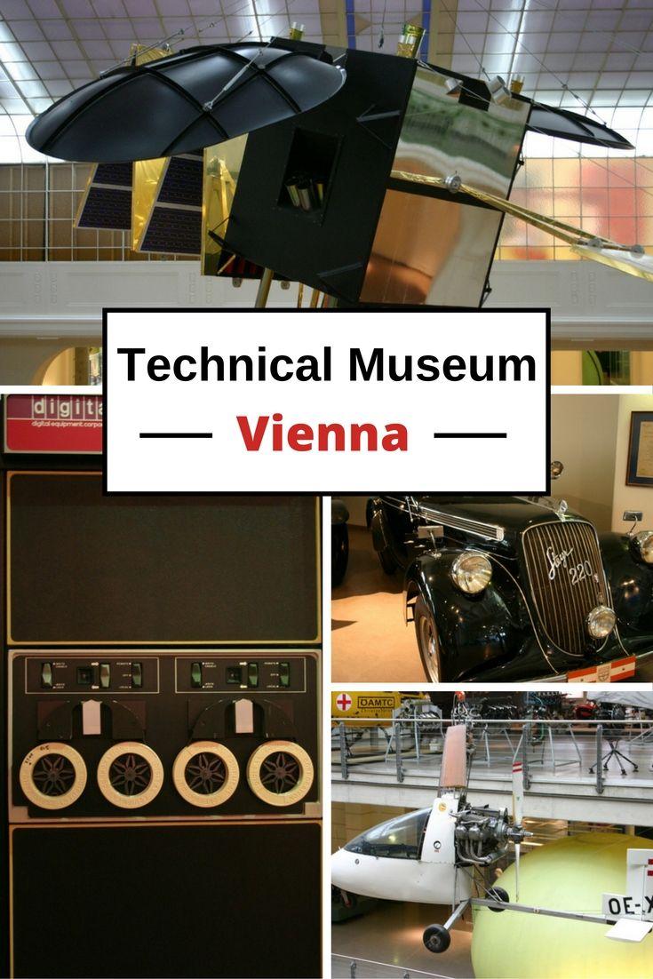 Technical #Museum in Vienna - Technisches Museum Wien