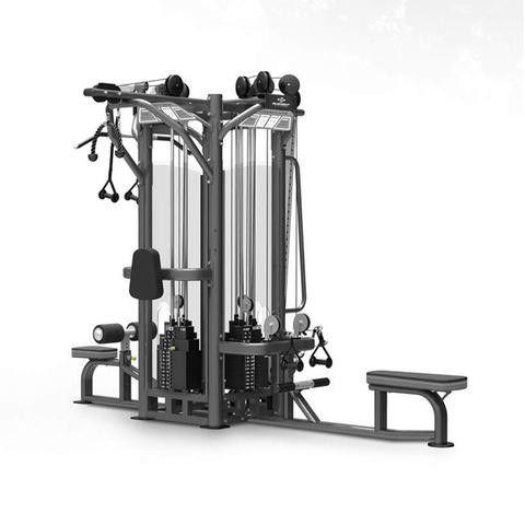 Titanium Series 9327 Multi Gym 4 Stack