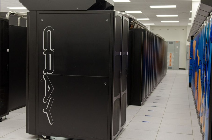 Oak Ridge National Laboratory - Titan Supercomputer