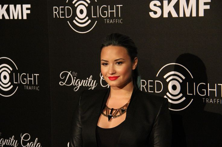 Demi Lovato Visits Kenya for WE Charity