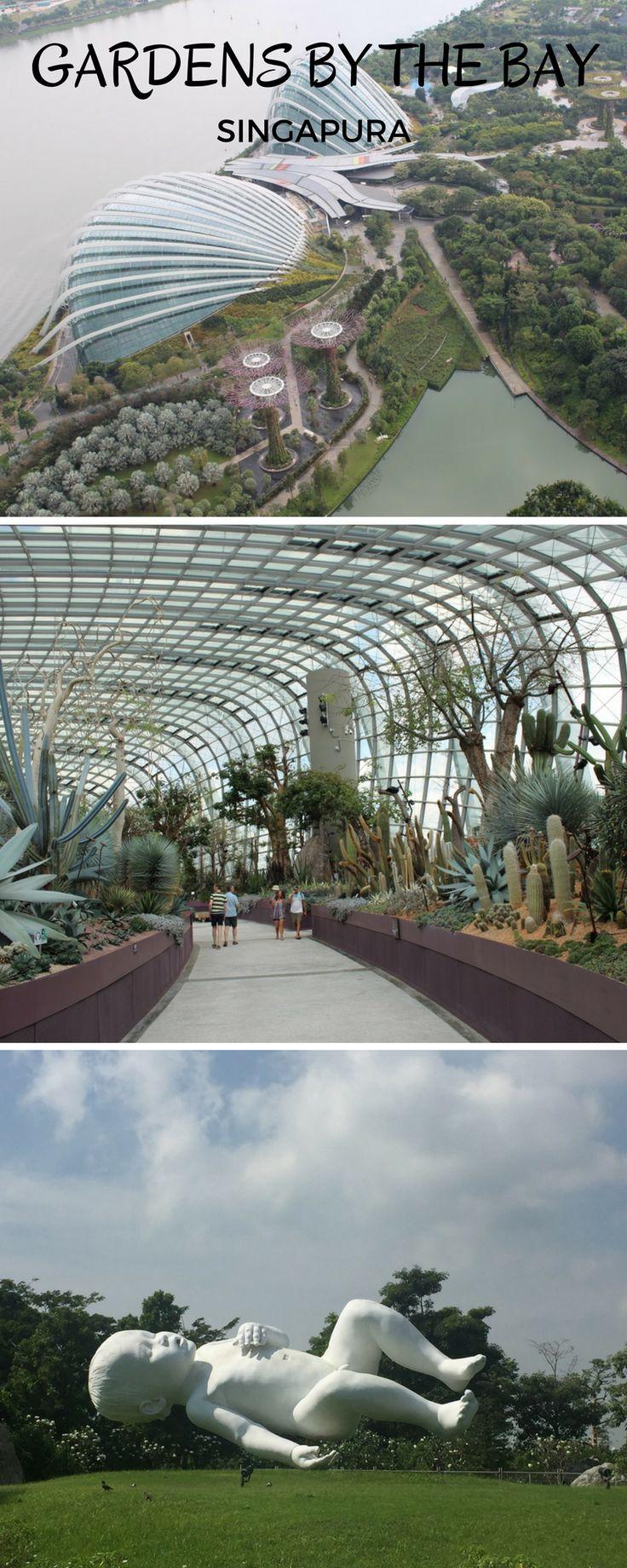 Procurando o que fazer em Singapura? O Gardens by the Bay é sem dúvida a principal atração turística de Singapura.