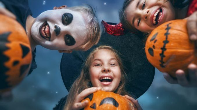 Halloween Spiele Kinder