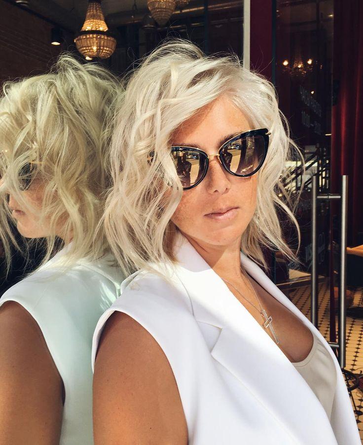 ☀️ Ловим последние летние мгновения  #блонд #окрашивание #blondehairs #blonde #рябчик #всемрябчик #ryabchik