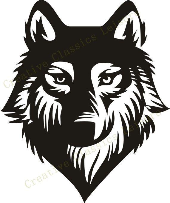 Lobo envío gratis decoración de la pared vida