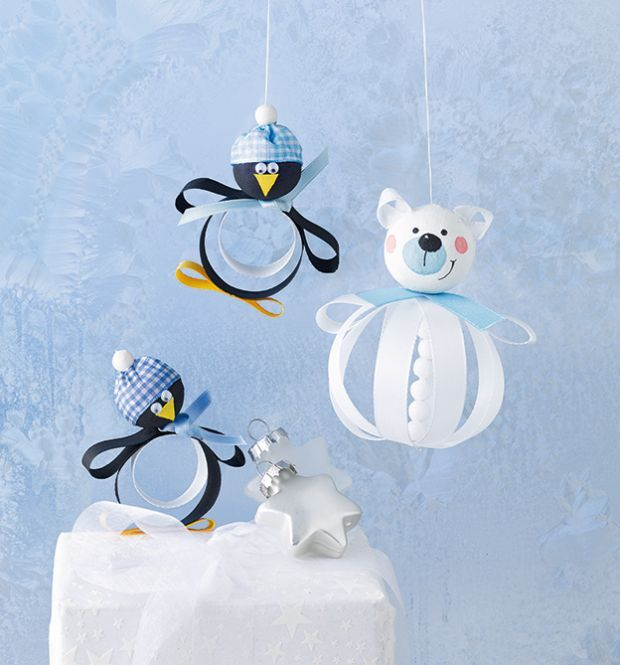 Bandinis – Fröhliche Weihnachtsminis | TOPP Bastelbücher online kaufen