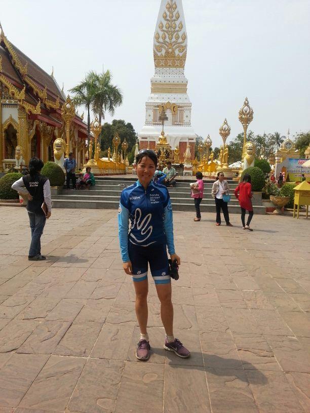 Dr Dzung Price in Thailand for Charity Bike Ride #BGH #charity #BGHdzung http://beyondgoodhealthclinics.com.au/