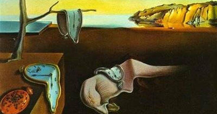"""O significado de """"A Persistência da Memória"""". """"A Persistência da Memória"""" foi pintado por Salvador Dali em 1931. Sendo uma de suas pinturas mais populares, é um retrato clássico da interpretação onírica de objetos e formas bastante simples distorcidas ou transformadas em formas irreconhecíveis. Rica em nuances psicológicas e filosóficas, """"A Persistência da memória"""" pode ser visto no ..."""