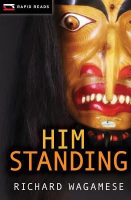 Commissioned to carve a spirit mask for a mysterious stranger, Lucas Smoke finds his life controlled by disturbing nightmares of his client, an ancient sorcerer named Him Standing, who endeavors to emerge from the dream world. (Rapid Reads series)