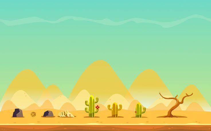 Chicken Clash Background : Death Valley