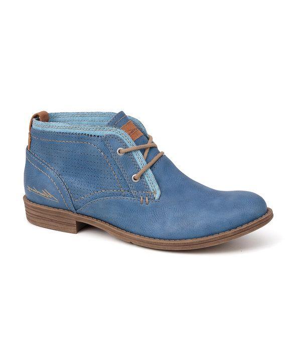 Dámské boty MUSTANG 36C-060