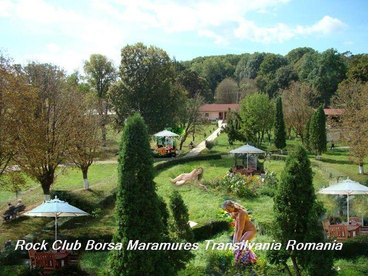 rock club borsa maramures - transilvania Romania - 2016