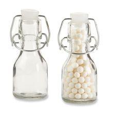 Kate Aspen® Glass Favor Bottle With Swing Top Kit