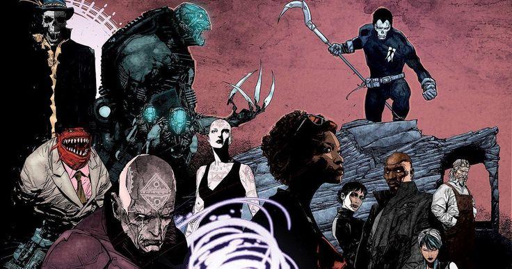 Valiant Comic's Shadowman Movie Gets House Party Director -- Director Reginald Hudlin will take on comic book thriller Shadowman for Valiant Entertainment. -- http://movieweb.com/shadowman-movie-director-reginald-hudlin/