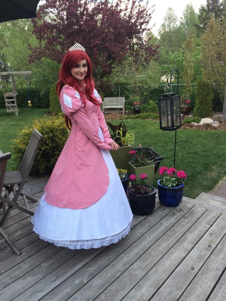 Ever After Princess Parties - Ever After Princess Parties - http://www.everafterprincessparties.ca/  Princess with Ever After Princess Parties in Edmonton, Alberta. #princessparties #partofyourworld #Princesses #Princessmakeup  #Ariel #birthdayparties #princessbirthdayparty #Mermaidprincess