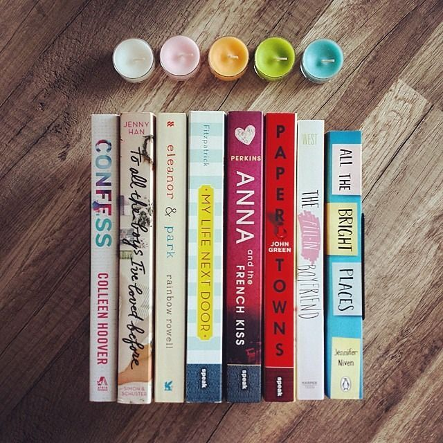 contemporary young adult books