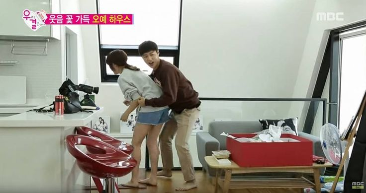 Oh Min Suk gets jealous over Kang Ye Won's b-ball playing ex on 'We Got Married'   http://www.allkpop.com/article/2015/11/oh-min-suk-gets-jealous-over-kang-ye-wons-b-ball-playing-ex-on-we-got-married