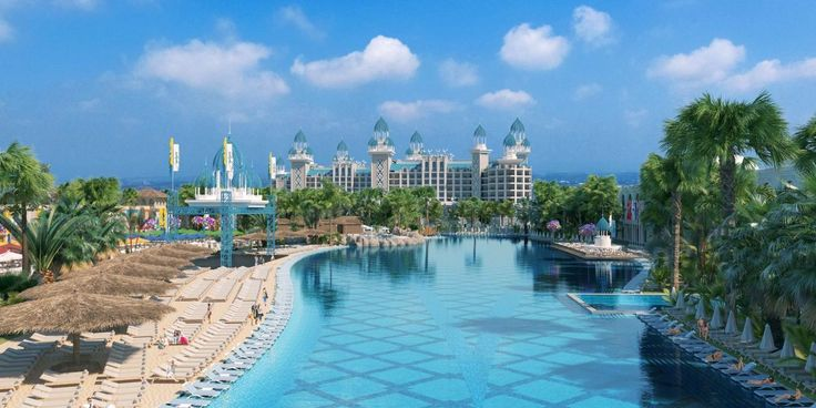 Granada Luxury Belek 5* - The place where everything it's possible
