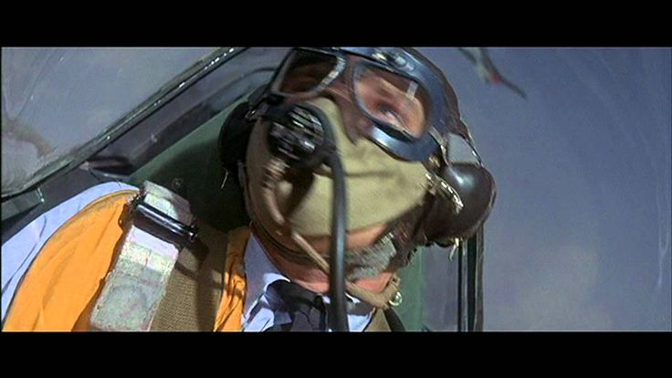 Largely orchestral scene from the 1969 movie 'Battle of Britain' which depicts the RAF doing battle in the skies with the German Luftwaffe in the closing sta...