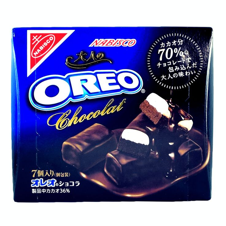 Inside each block of dark chocolate, is a crunchy chocolate cookie that's topped with vanilla chocolate and specks of vanilla bean inside. The dark chocolate is made with 70% cacao, and the vanilla ch                                                                                                                                                      More