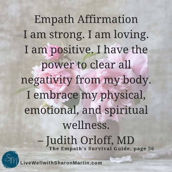 Book Review: The Empath's Survival Guide | Highly Sensitive