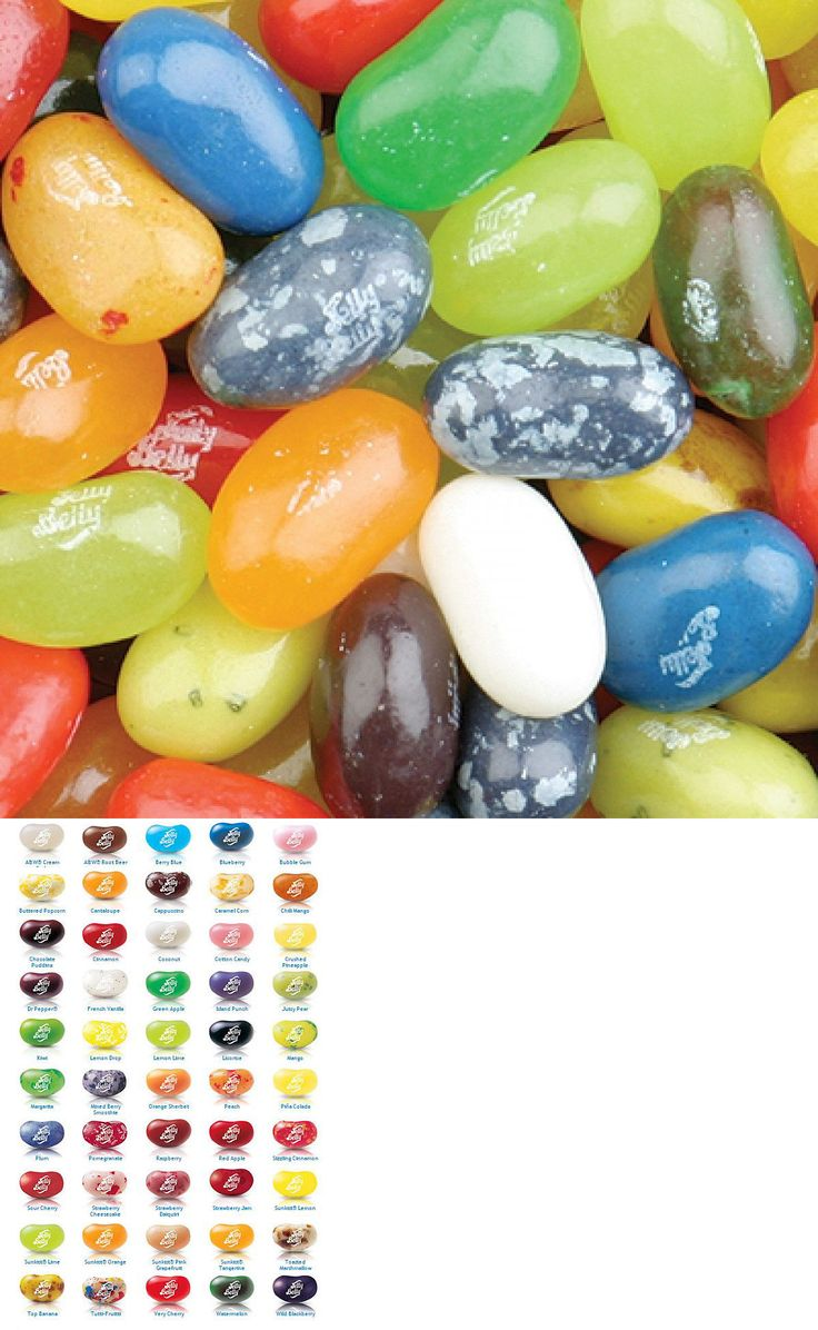 Jelly Beans 166723: Gourmet Fruit Bowl Jelly Belly Candy Jelly Beans 1 4 Lb To 10 Lb Bags Bulk -> BUY IT NOW ONLY: $32.75 on eBay!