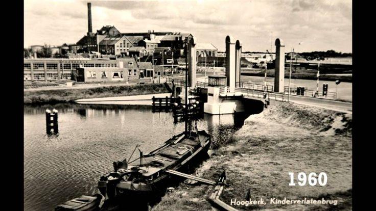 Hoogkerk de suikerfabriek van 1902 - 2010 in ansichtkaarten