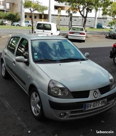 Renault Clio 2 1.4 RT