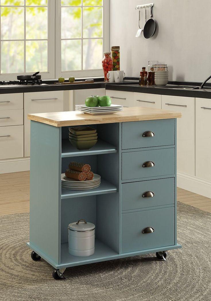 Affordable Kitchen Islands Carts